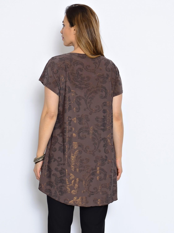 Блузка-туника 20-50-2