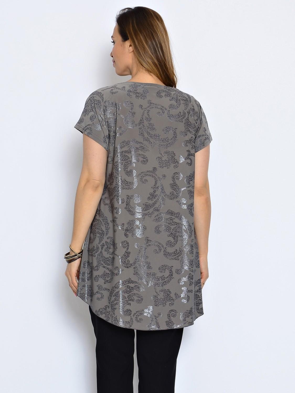 Блузка-туника 20-50-3