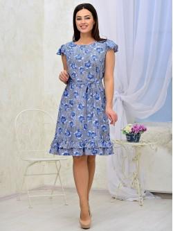Платье 10-432