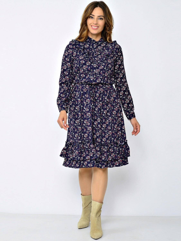 Платье 10-438-1/1