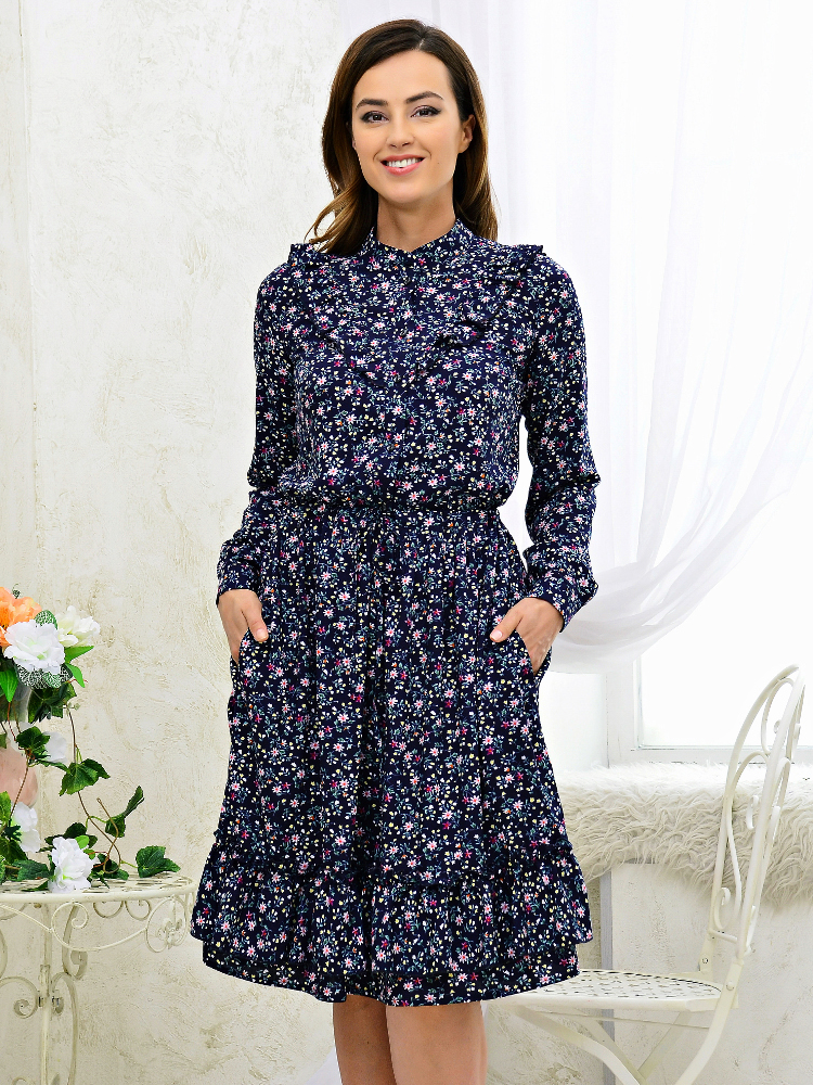 Платье 10-438-2