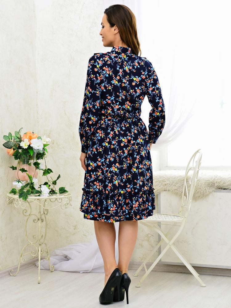Платье 10-438-1