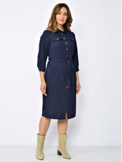 Платье 10-407-2/2