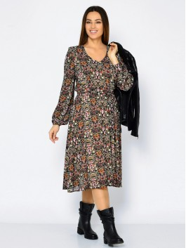 Платье 10-457-4