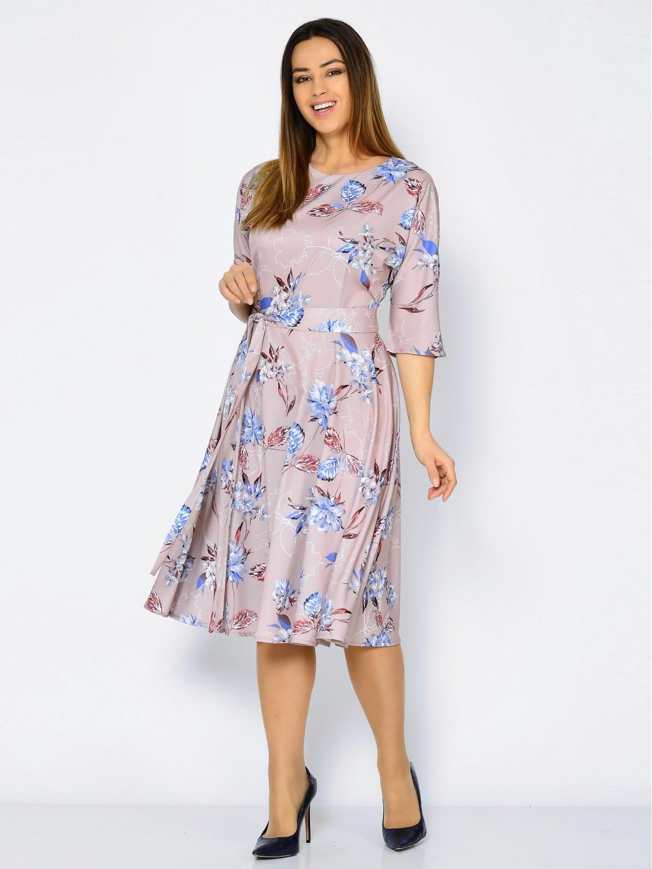 Платье 10-458-1