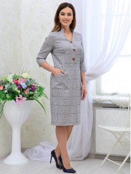 Платье 10-442-1
