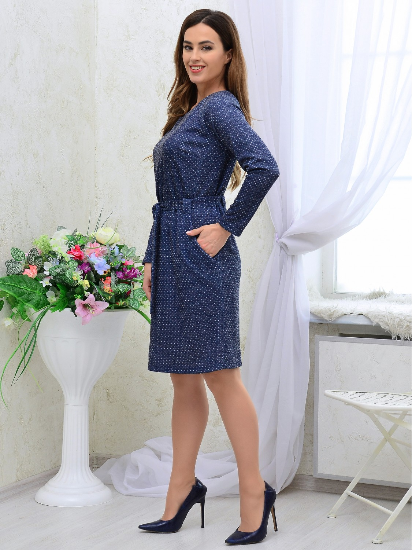 Платье 10-350-4