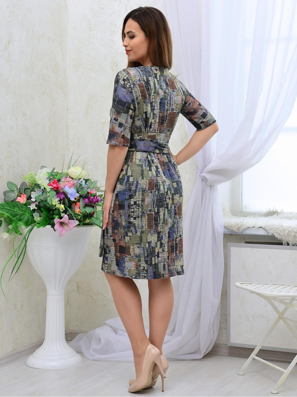 Платье 10-379-6