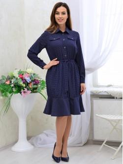 Платье 10-443