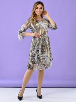 Платье 10-475-4